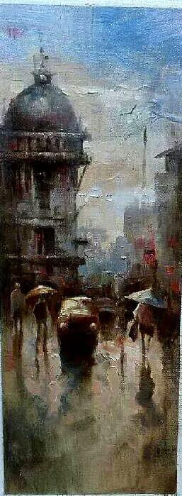 Street life in Kabul