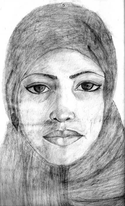 Arezo, Afghan girl