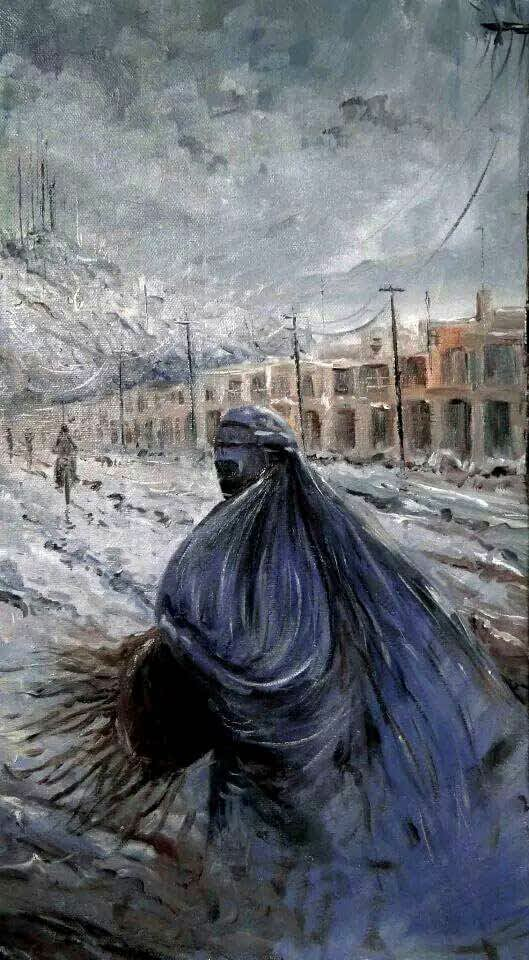 Winter in Kabul