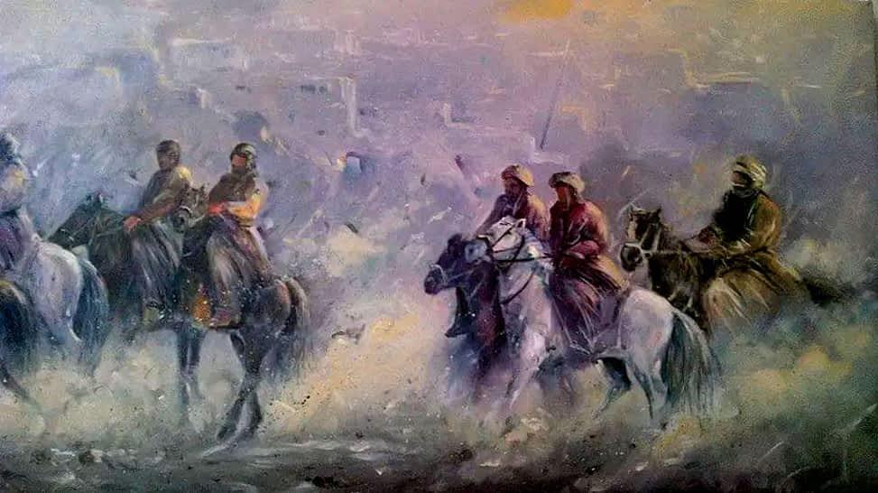 Afghan Riders